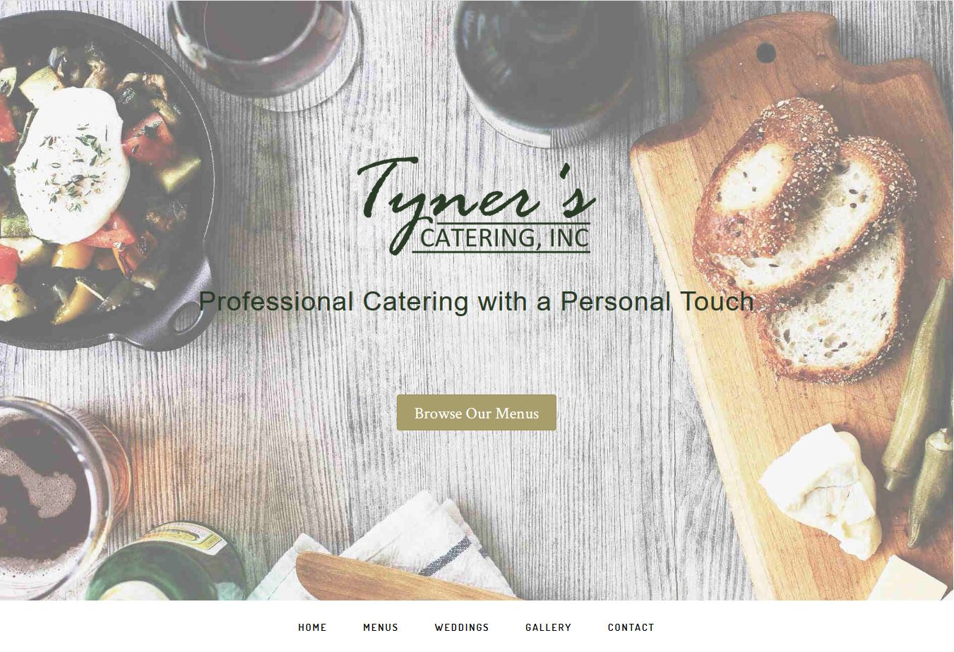 tynerscatering.com